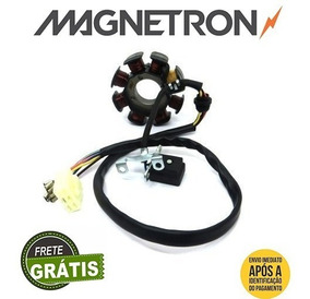 Estator Hunter / Max 125 / Speed 150 / Kansas 150 Magnetron