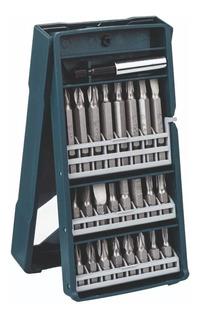 Set Puntas Accesorios Bosch 24 Puntas + Porta Puntas Magneti