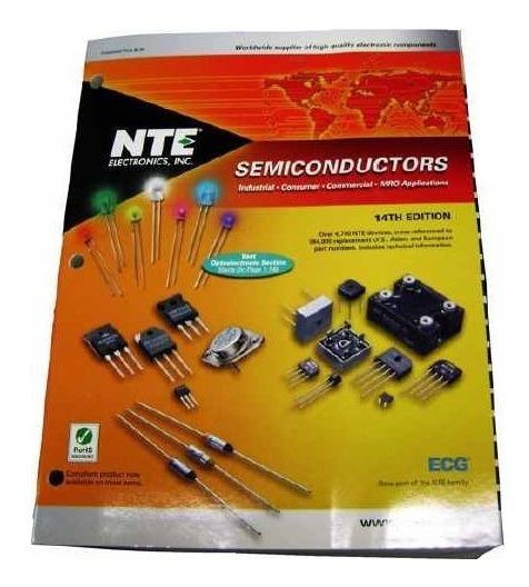 Manual De Reemplazo Semiconductores Ecg Philips $100 en