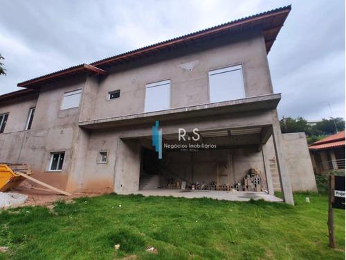 Casa Com 4 Dormitórios À Venda, 370 M² Por R$ 2.100.000,00 - Condomínio Jardim Primavera - Louveira/sp - Ca0500