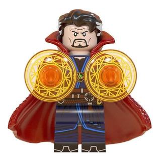 Doctor Strange Avengers Minifigura Tipo Lego