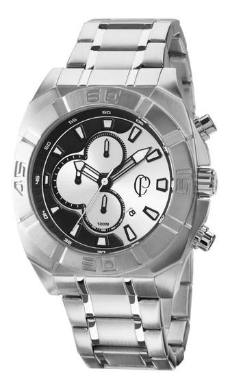 Relógio Technos Masculino Do Corinthians Cronógrafo Coros10aa/3p