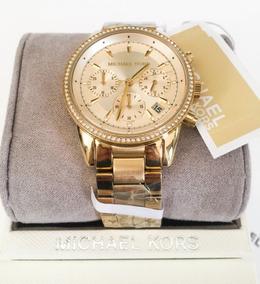 Relógio Michael Kors Feminino Mk6356 Original Promoção