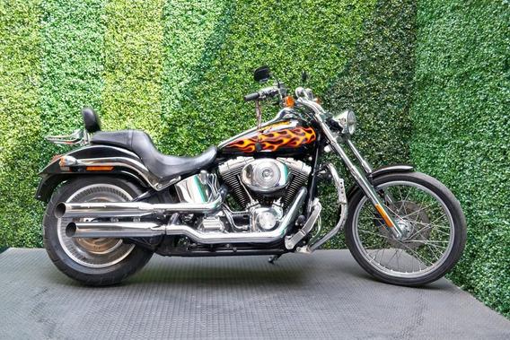 Harley-davidson Softail Deuce 1450 Nacional Todo Pagado