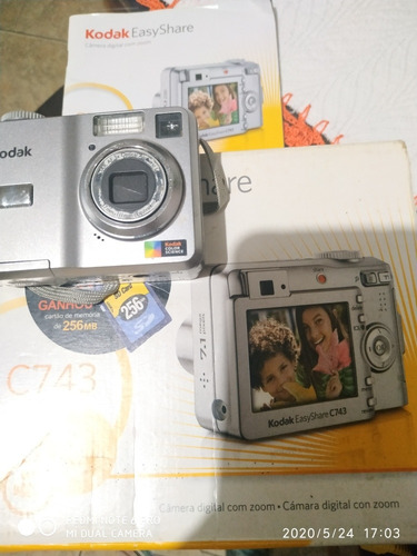 Câmera Kodak 7.1 Megapixels