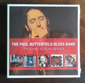 Cd Paul Butterfield Blues Band / 5 Cds Original Album Series
