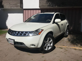 Nissan Murano Se Awd Aa Piel Qc At