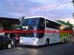 Busscar P-400 Scania K-124 Excelente Oferta Confira! Ref.414