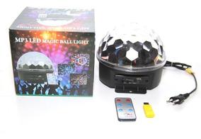 Magic Ball Light Mp3 Led