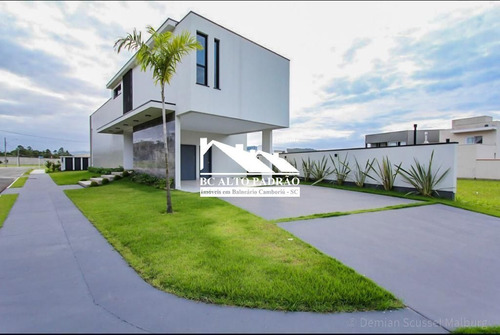 Imagem 1 de 30 de Casa Em Condomínio Fechado - Caledônia - Camboriú/sc - 2219