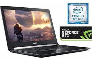 Acer Aspire 7 Gaming Laptop 15.6 Full Hd Ips Display Intel ®