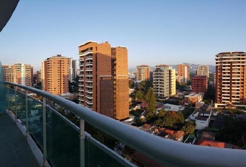 Apartamento En Renta Con 360.00m2  Zona 14 - Paa-019-08-12