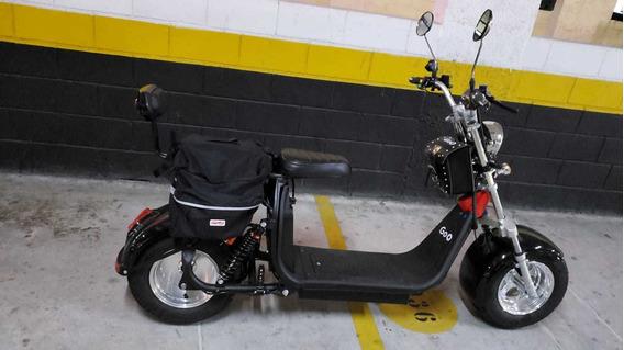 Scooter Elétrica (ciclomotor) Marca Goo X11 2000w Semi-nova