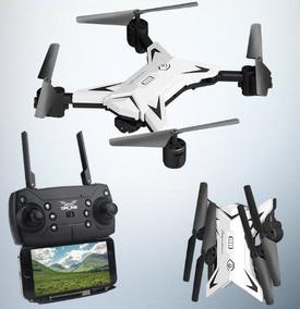 Drone Wifi Camera Hd Tempo Real Rc Zangão Helicóptero