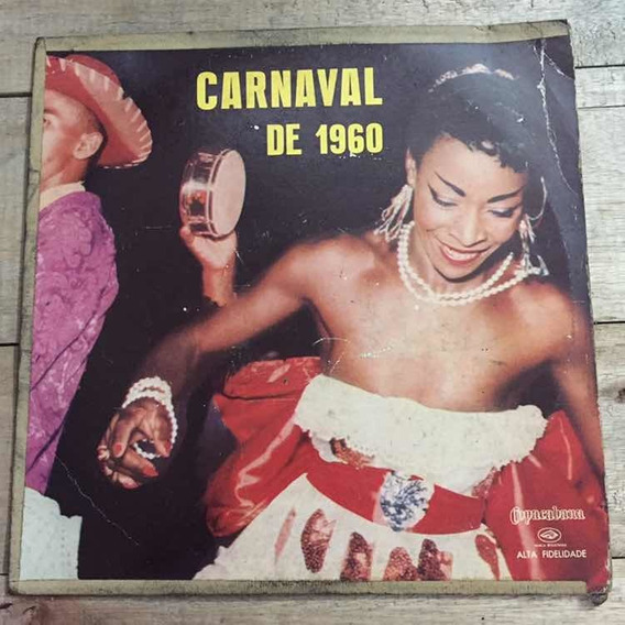 Lp Carnaval De 1960