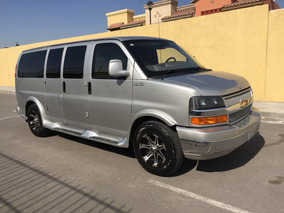 Chevrolet Express Bello Van Blindada Nivel 3