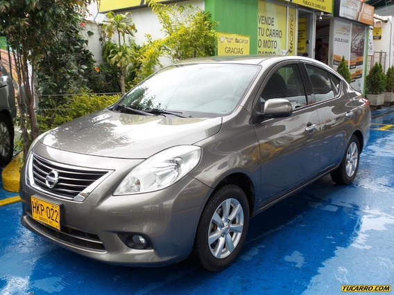 Nissan Versa Versa Advance Mt Aa