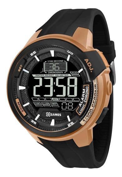 Relógio X Games Xmppd468 Pxpx Masculino Dourado - Refinado
