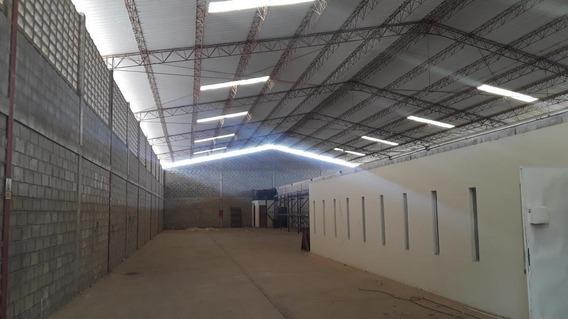 Galpón Comercial En Alquiler. Zona Industrial. Mls 19-16089.