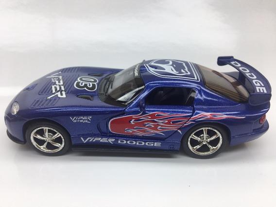 Miniatura Dodge Viper Gts-r Azul
