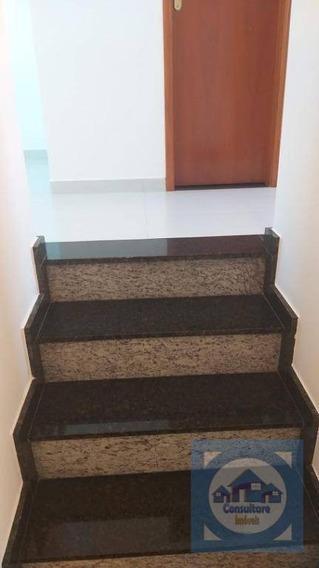 Casa Com 2 Dormitórios Para Alugar, 91 M² Por R$ 2.500,00/mês - Ponta Da Praia - Santos/sp - Ca1060
