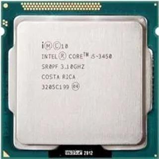 Core I5 3450 Lga 1155 3.1 Ghz 6mb Cache Oem