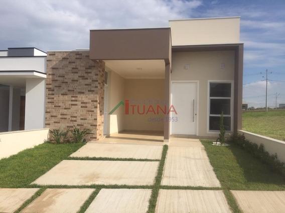 Casa Residencial À Venda, Chácara Flórida, Itu. - Ca1266