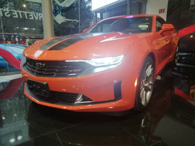 Chevrolet Camaro Rs Fire Edition Exclusivo Credito O Leasing