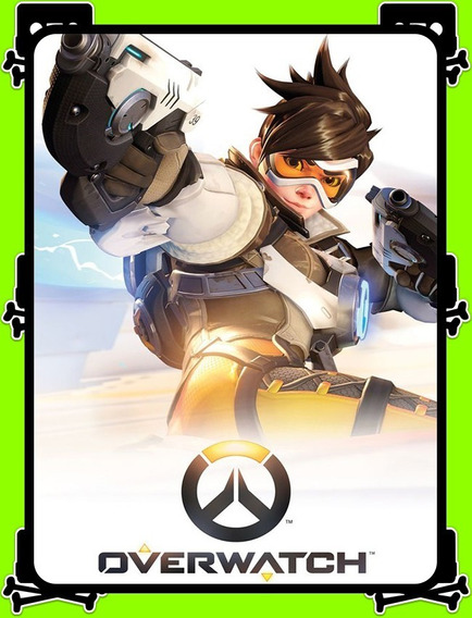 Overwatch Português Pc - 100% Original (blizzard Key)