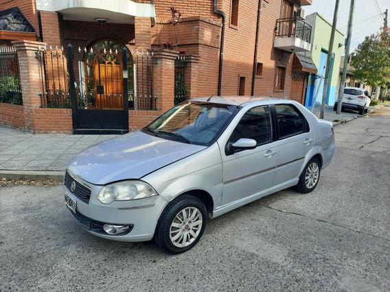 Fiat Siena 1.4 Elx Active Gnc $150mil Y Cuotas Permuto