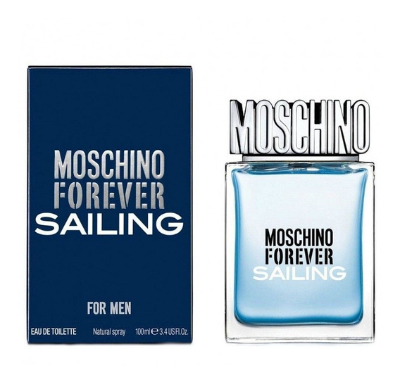 Perfume Moschino Forever Sailing Edt 100ml