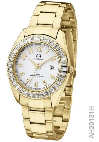 Relógio Ana Hickmann Ah20131h + Garantia De 1 Ano + Nf