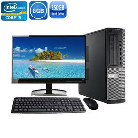 Computador Completo Dell 9010 Core I5-3470 8gb Hd 250gb