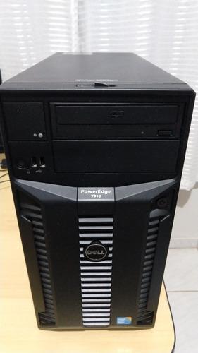 Servidor Dell T310 Xeon 16gb Ecc 2tb Tera Raid 0 2x1tera
