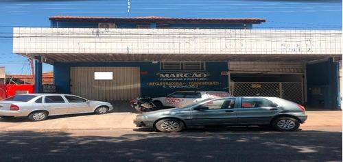 Salão Para Alugar, 170 M² Por R$ 2.600,00/mês - Jardim Alto Alegre - São José Do Rio Preto/sp - Sl0745
