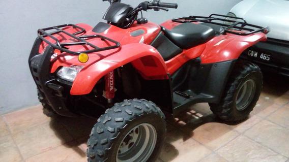 Honda Trx 420 4x2 2009