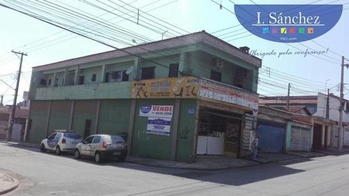 Casa Comercial Para Venda Em Itaquaquecetuba, Vila Virgínia, 4 Dormitórios, 4 Banheiros, 4 Vagas - 171016_1-821059