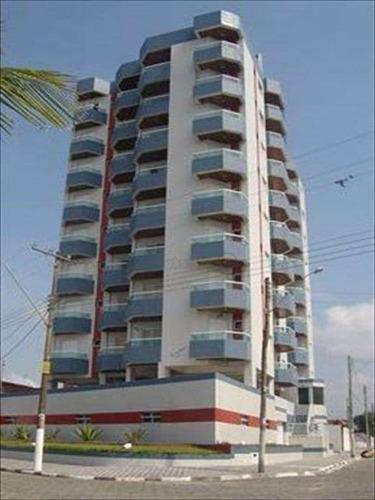 Imagem 1 de 17 de Apartamento Com 1 Dormitório À Venda, 52 M² Por R$ 180.000,00 - Jardim Praia Grande - Mongaguá/sp - Ap1608