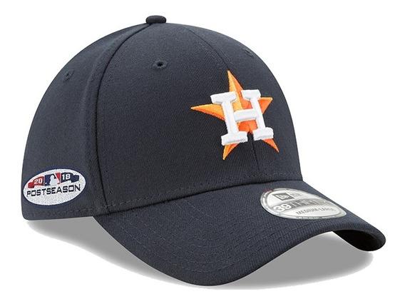 Gorra New Era Astros Houston 2018 39thirty Flex
