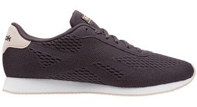 Tenis Atleticos Classic Leather Jog Mujer Reebok Full Cn3166