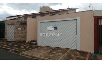 Casa Residencial Em Sao Jose Do Rio Preto - Jardim Nazareth