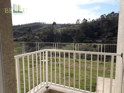 Apartamento Com 2 Dormitórios Para Alugar, 47 M² Por R$ 650/mês - Residencial São Luis - Francisco Morato/sp - Ap0075