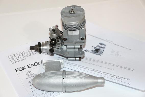 Motor Glow Fox Eagle I I I .60 (9,921cc) N. O . S.