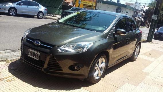 Ford Focus 5p 1.6 L N Año 2014 - Financio Y/o Permuto