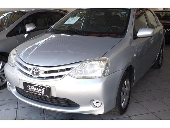 Etios Xs Sedan 1.5 Flex 16v 4p Mec.