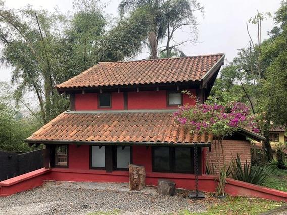 Casa Com 1 Dormitório Para Alugar, 110 M² Por R$ 2.000,00/mês - Fazendinha - Carapicuíba/sp - Ca2919