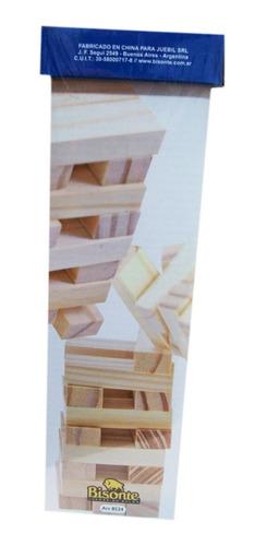 Imagen 1 de 3 de Kae Juego De Mesa Juego Habilidad Y Equilibrio Bisonte
