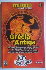 Livro Grécia Antiga - Coleção 100 Respostas - Mundo Estranho