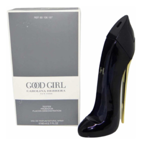 Imagen 1 de 1 de Good Girl Eau De Parfum 80ml Carolina Herrera