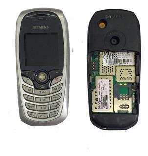 Lote Celular Siemens C72 35 Un. No Estado
